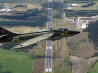 hawker-hunter-occ88ver-stauning-airport